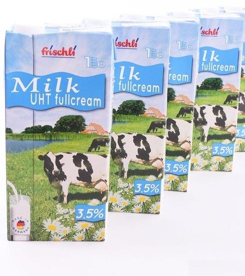 sữa tươi frischli