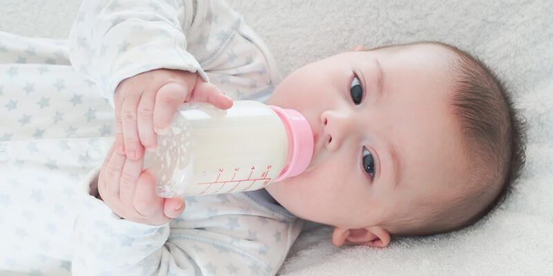 Sữa Nutramigen giúp bé phát triển toàn diện