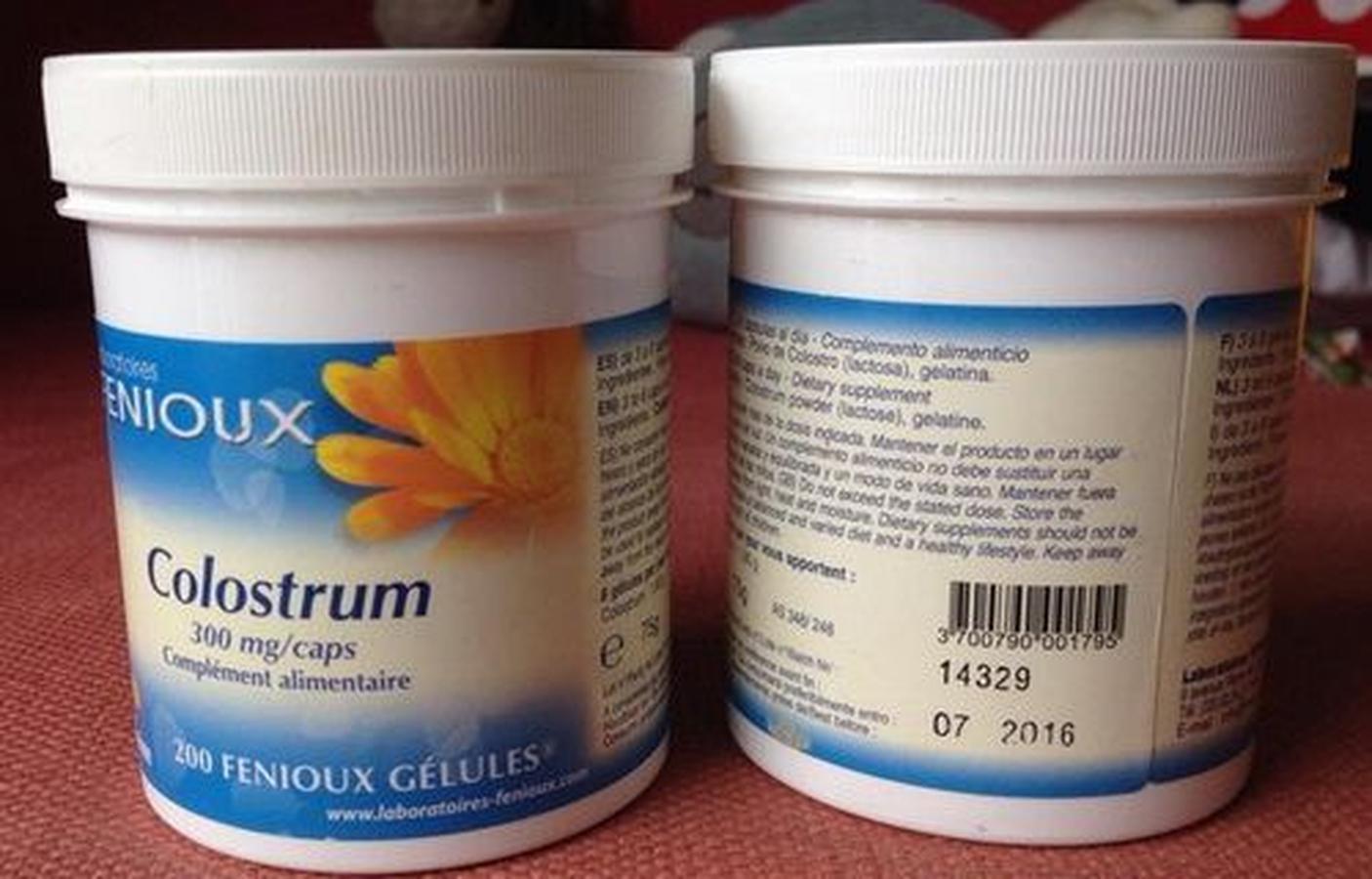 Hình ảnh Sữa Non Pháp Colostrum