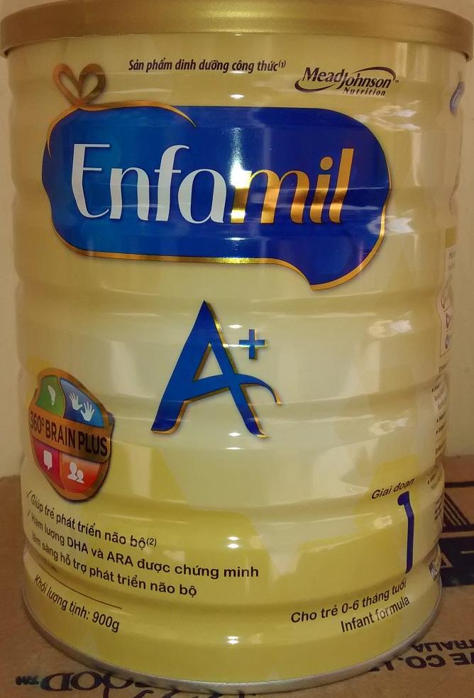 Sữa Enfa cho tre so sinh