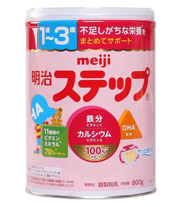 sữa meiji số 9 hàng nội địa