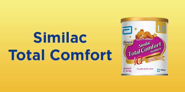 Sữa Similac total comfort