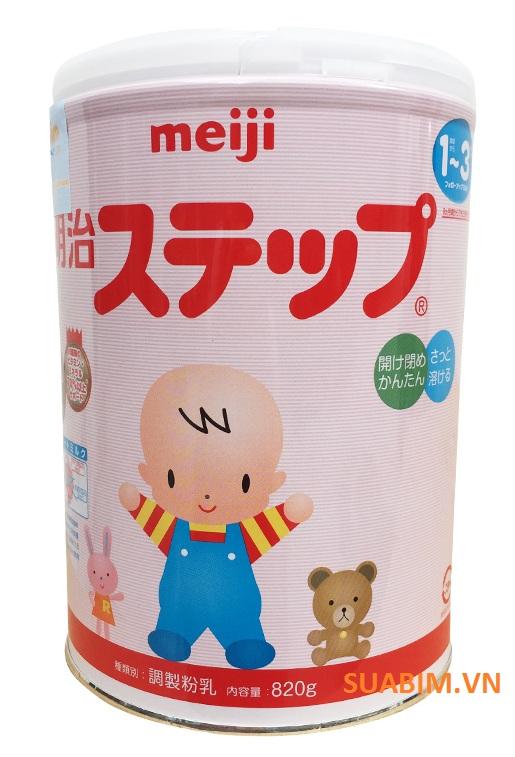 Sữa meiji số 9 dành cho bé 1-3 tuổi