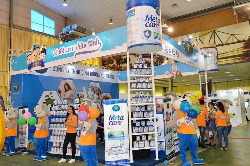 Sữa Smarta IQ đến từ thương hiệu Nutricare nổi tiếng