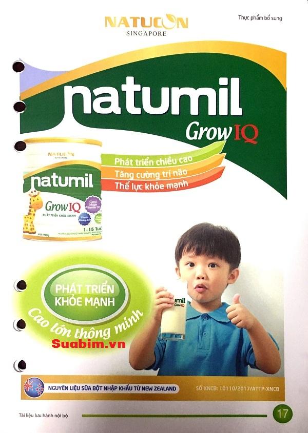 Sữa Natumil số 3