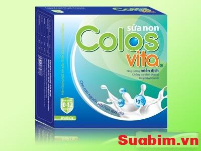 Sữa Non Colosvita Hộp 20 gói