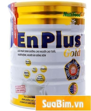 Sữa Nuti Enplus Gold