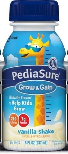 Sữa Pediasure nước Grow & Gain hàng nội địa mỹ sản xuất ở Ohio