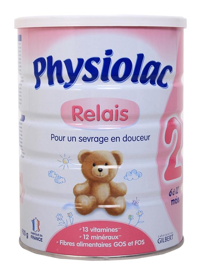 Sữa Physolac số 2