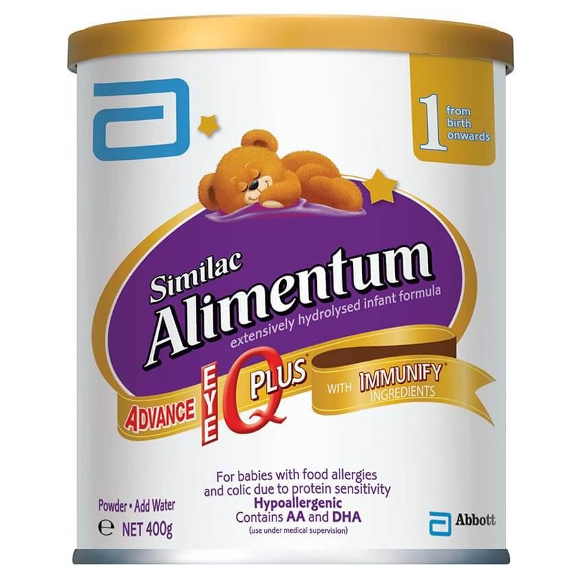 Sữa Similac Alimentum 400g