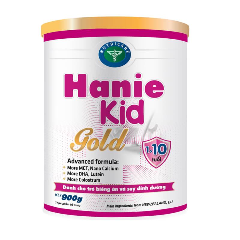 Sữa Hanie Kid Gold