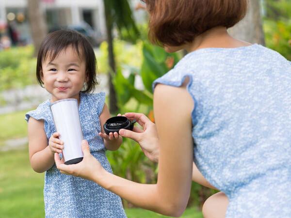 Sữa Hanie Kid giúp bé phát triển trí não