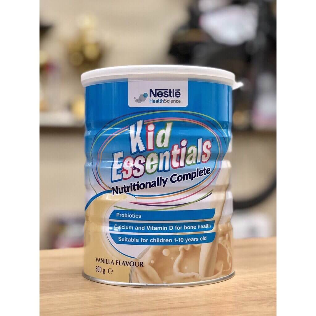 sũa kid essentials