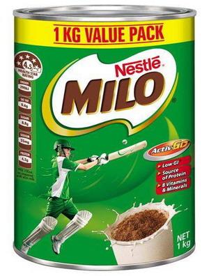 Bột Milo Úc mùi vị thơm ngon, thích hợp cho mọi lứa tuổi