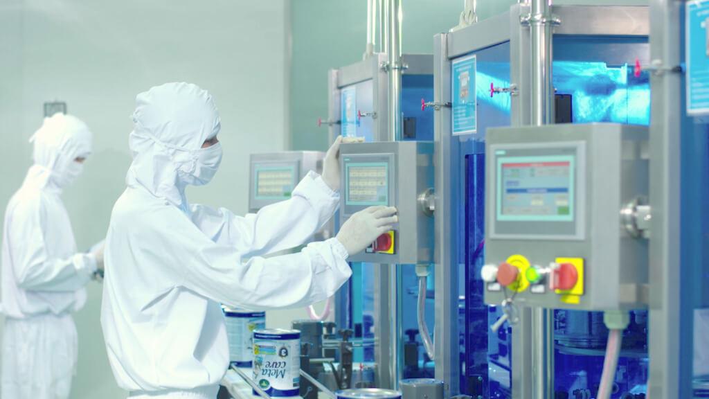 Phòng nghiên cứu Sữa Nutricare