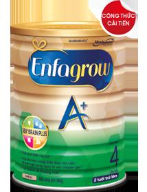 Sữa Enfagrow A+ 4 Brain Plus 1,8kg