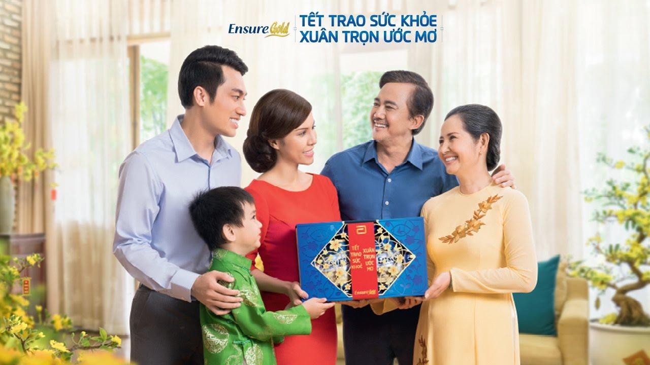 Ensure Gold trao sức khỏe, trọn ước mơ