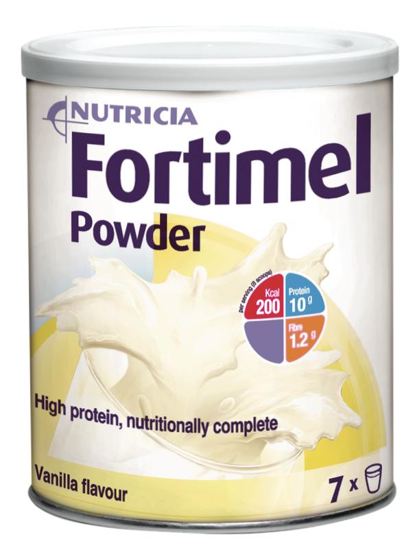 Sữa fortimel dinh dưỡng hoàn hảo cho bệnh nhân ung thư