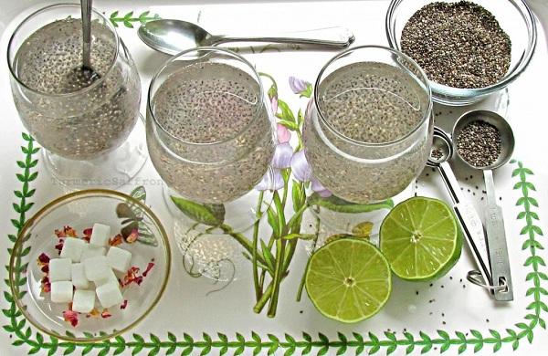 Hạt chia úc mang lại nhiều lợi ích cho cơ thể