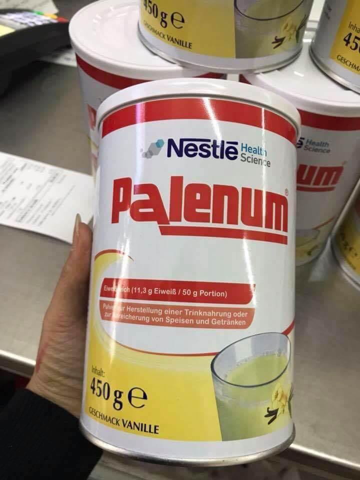 Sữa nestle palenum chính hãng từ đức