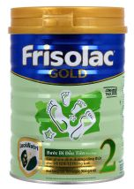 Sữa Frisolac Gold 2 900g