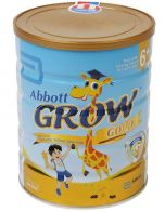 Sữa Abbott Grow Gold 6+ 900g