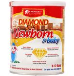 Sữa Diamond Newborn & Baby 400g