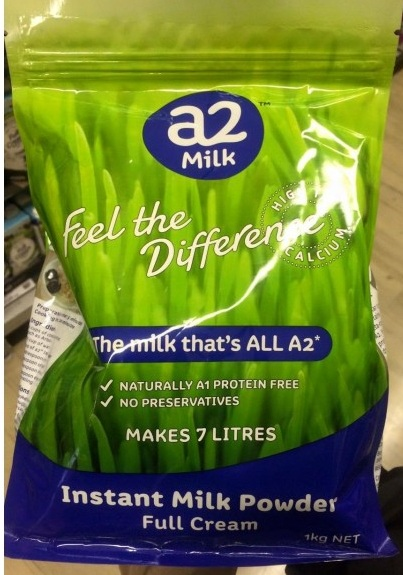 sữa a2 úc túi 1kg sữa bột nguyên kem của úc