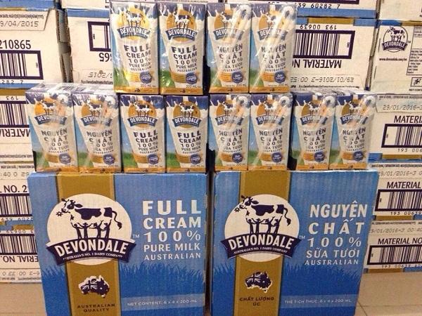 SỮA DEVONDALE - Sữa nguyên kem bổ sung dinh dưỡng cho gia đình4