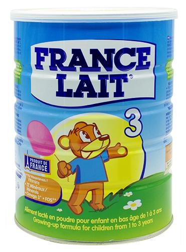 sũa france lait 3 900g