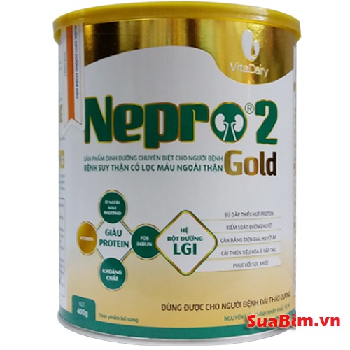 sữa nepro gold 2 400g