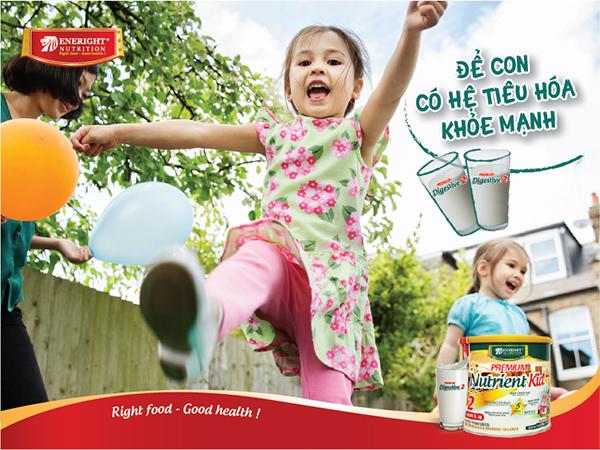Sữa premium digestive 1
