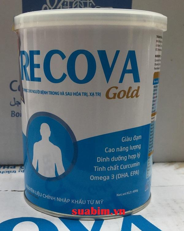 sữa recova gold cho người ung thư