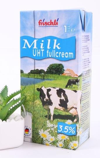 sữa tươi nguyên kem frischli