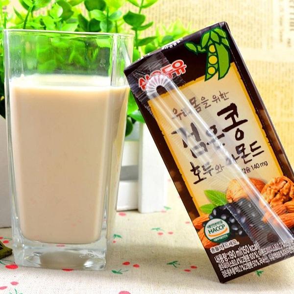 Sữa Óc Chó Hàn Quốc