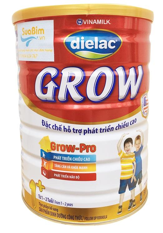sữa dielac grow 1+