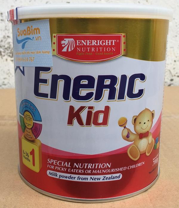 sữa eneric kid