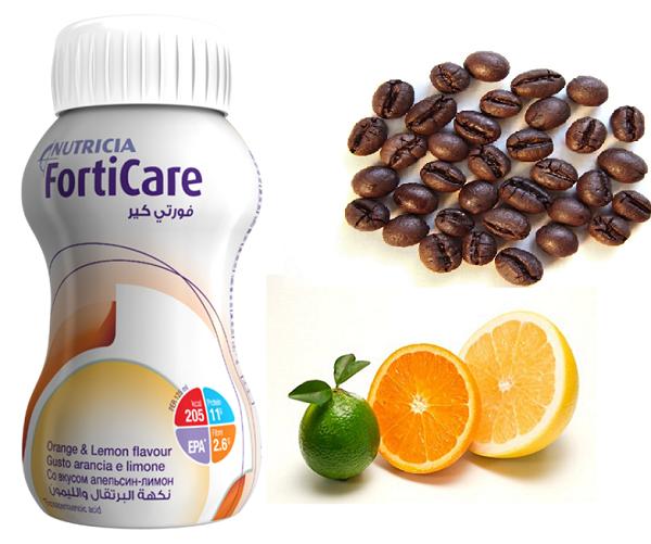 Sữa Forticare dinh dưỡng dạng nước nhiều vị, dễ uống, dễ hấp thu