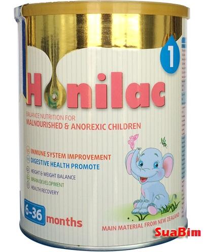 Sữa Honilac giải pháp trị biếng ăn cho trẻ suy dinh dưỡng