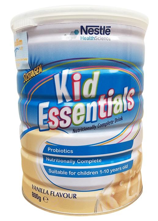 Sữa Kid Essentials dinh dưỡng tăng cân cho bé tuyệt vời từ Nestle