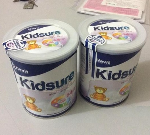 Sữa Havit kidsure 900g