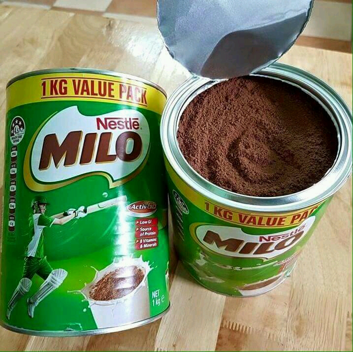 Sữa Milo Úc dinh dương tuyệt vời phát triển chiều cao và thể lực