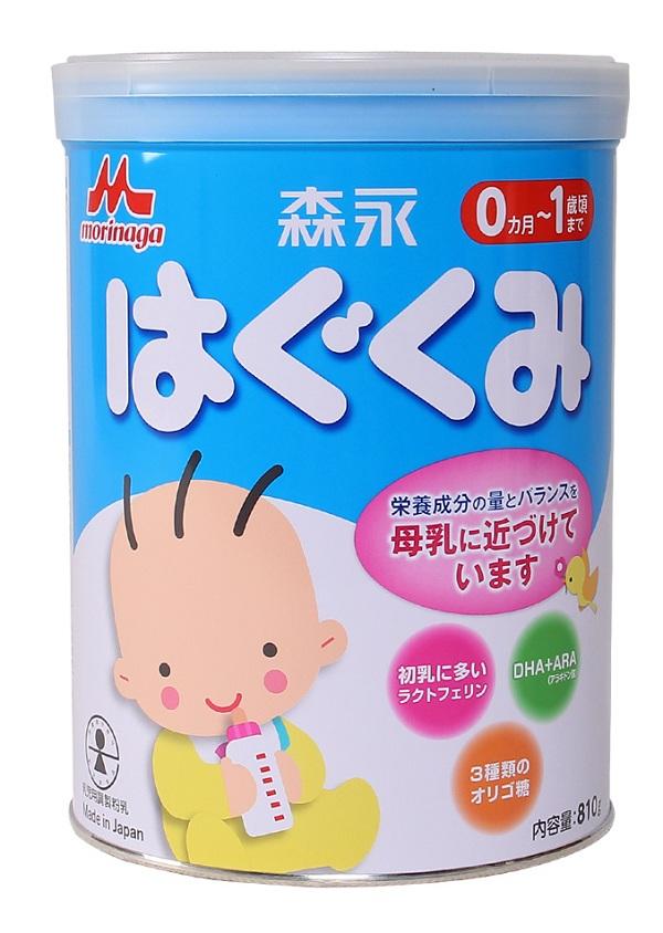 Sữa Morinaga số 0 dinh dưỡng hoàn hảo giúp trẻ sơ sinh phát triển hệ tiêu hóa
