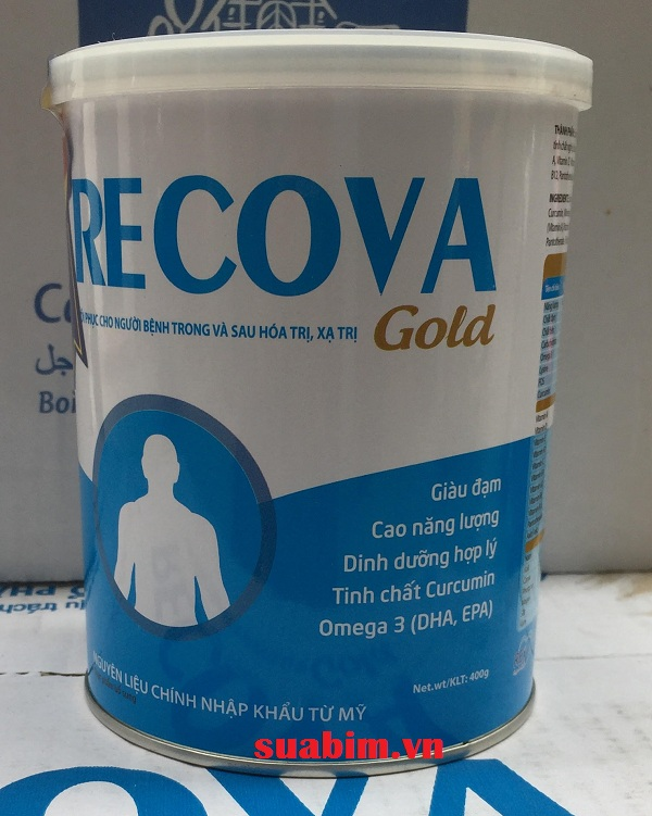 Sữa Recova Gold ngừoi bạn của bệnh nhân ung thư