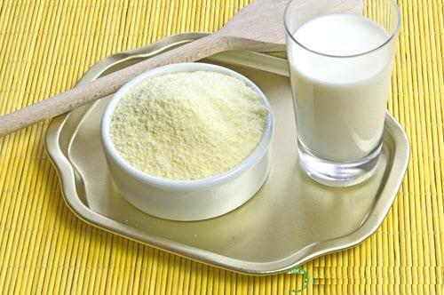 Sữa Dj&a nguyên nguyên liệu tự nhiên và an toàn