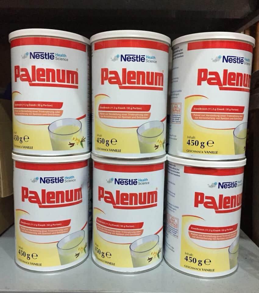 Sữa Palenum dinh dưỡng của Nestle cho người ung thư