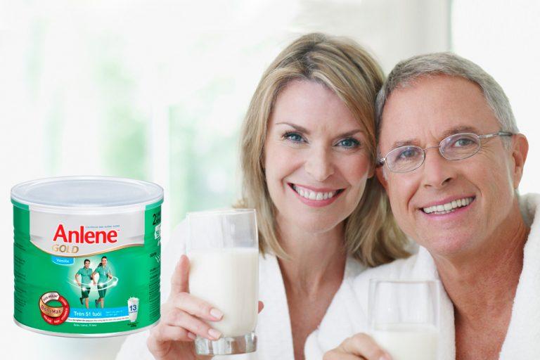 Sữa Anlene có tốt không