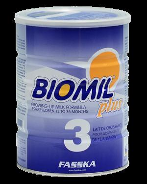Sữa Biomil Plus số 3 800g sữa sinh học đế từ bỉ