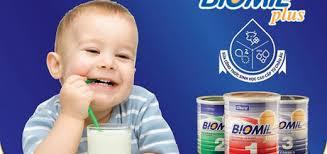 Sữa biomil tại cửa hàng Suabim.vn uy tín chất lượng