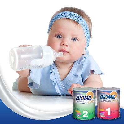 Sữa Biomil Plus của Hãng FASSKA Bỉ một sản phẩm đặc trưng cho sữa sinh học nổi tiếng châu âu
